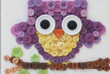Owls / Here are some crafts projects for owl lovers!