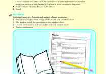 RI.2.5 Second Grade-Reading for Information / These activities were designed as small group activities to provide students with additional opportunities to practice skills that were previously instructed. Click on image to view activity. Images are linked to activities as pdf files.