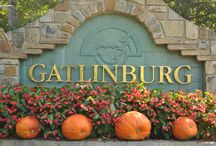 Beauty of Gatlinburg / Amid the splendor of the Smoky Mountains, Gatlinburg, Tennessee embodies the simple goodness of small town life. This is where we gather together, and stand in awe of nature's glory. / by Visit My Smokies