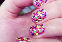 Nails! / by Jaci Hennes