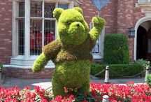 landscaping | art / Topiaries