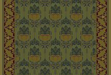 Rugs / Enjoy these Bradbury designs, produced in collaboration with Tiger Rug Co.!
