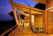casas tropicales