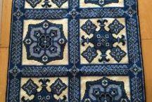My stuff / handmade tapestry