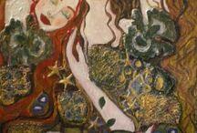 Art Painter Anne Maria Ziberman