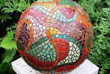 mosaikkugel