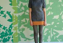 clothes to knit and sew