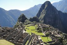 Peru / Peru is the sacred land of the Incas and a most enchanting land to visit.