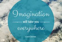 moImagination / Quotes to fire your imagination.