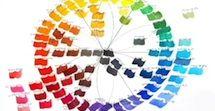 Color/ Color Palettes / by Lancia Lee