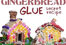 Gingerbread Houses / The Best Gingerbread Houses!