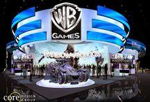 Video Game Exhibit Designs