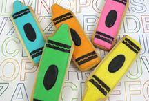 Birthday - Crayons / by Emily Vandall