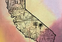 Tatuaż w stylu California