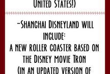 Shanghai Disneyland / The newest Disney park