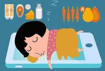 cose da evitare prima di dormire