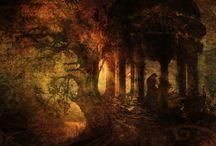 Castlevania Lords of Shadow artbook