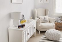 Baby 3 room ideas / by Martha Braun