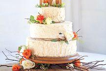 wedding cakes / by Kaleigh Gramley