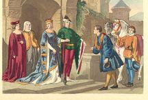 History Gothic Fashion / 1150 - 1500