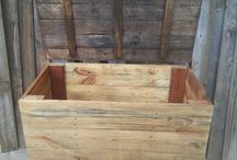 My Repurposed Projects / Stuff I've made from old rescued/re-purposed/upcycled pallets