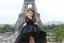 Girls pagent dresses