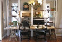 Dining Room / by Leslie Petree