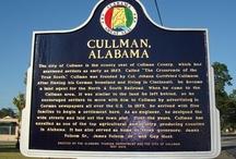Cullman, Alabama / Cullman, Alabama / by Regena Holmes