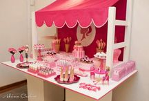 sweet table infantil