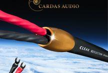 Cardas / Fabricant américain de câbles haute fidélité.