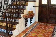 Spanish Style Tiles / by Demejico Inc