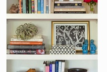 Shelf Decorating