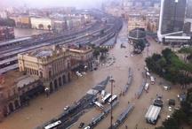 04/11/11 Genoa under flood / Disaster on town