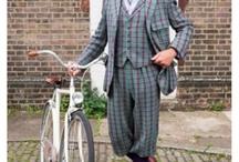 Dapper Gents + Bicycles