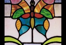 stained glass / by Karla Stedman Himpelmann