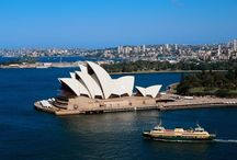 Travel to Australia and New Zealand / Tips and travel recommendations for traveling to Australia and New Zealand.