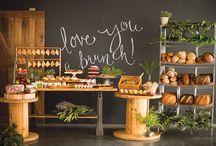 Food Displays/Stations