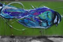 graffiti art / street art