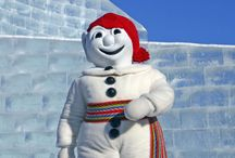 Quebec City Winter Carnival / At its unique events, you'll discover winter in all of its forms and experience chills and thrills you'll never forget. / by McCoy Tours