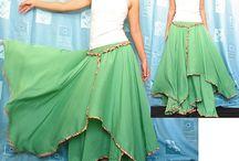 skirt handmade