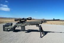snipe e Guns