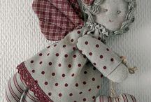 Šijeme panenky