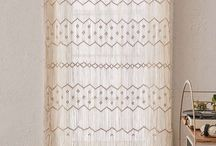 Collections◘ Macrame Curtains◘