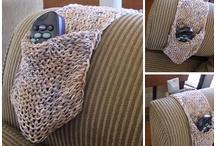 Crafts- Crochet, Loom Knit, Yarn