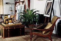 Colonial Interior Inspiration