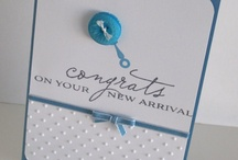 Baby Card Ideas / by Colleen Elvey