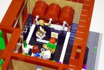 LEGO Wine Shop