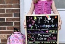 Kindergarten / by Jessica Peck