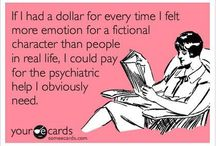 Just for Fun / Fun quips and quotes about the wonderful addiction - books and reading.