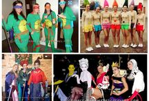 Costumes and cosplay